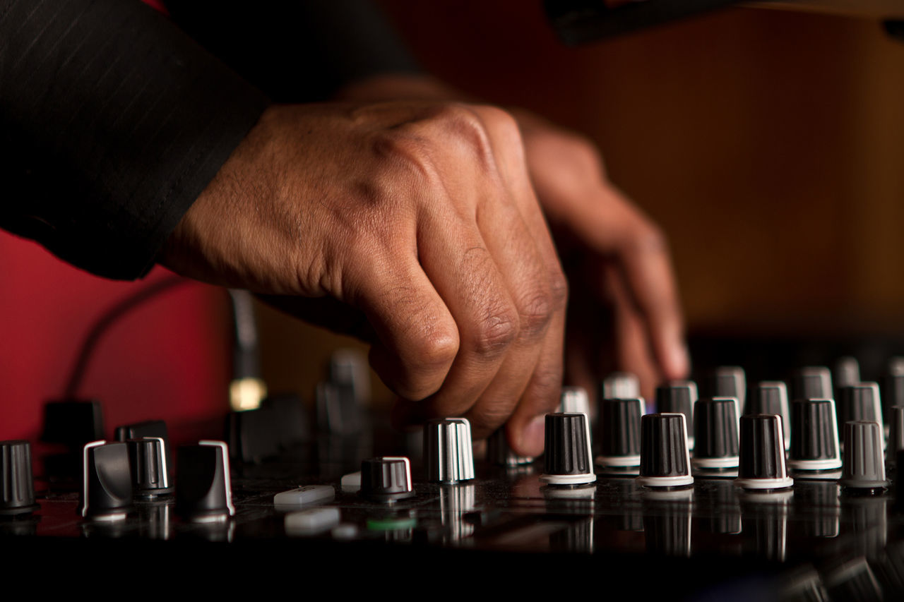 Beautiful stock photos of music festival, Adjustment, Arts Culture And Entertainment, Cropped, DJ