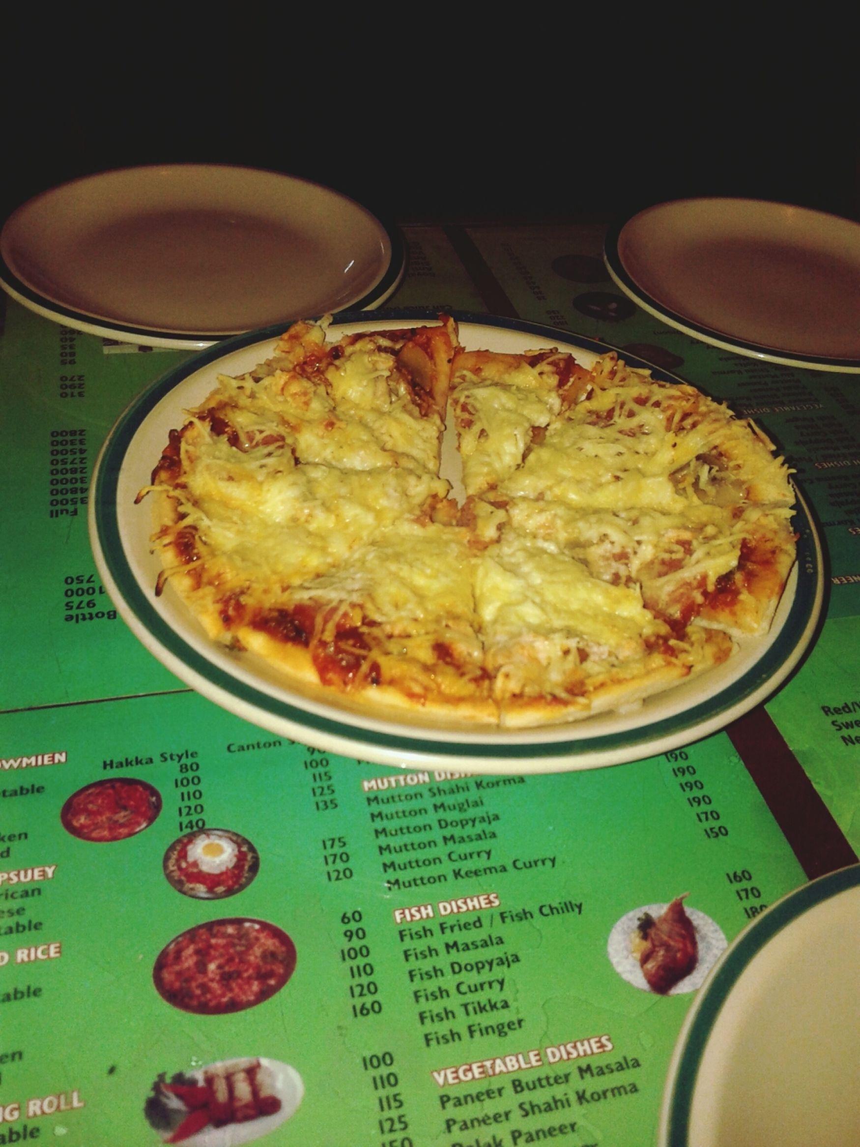 sooo swt pizza Enjoying A Meal