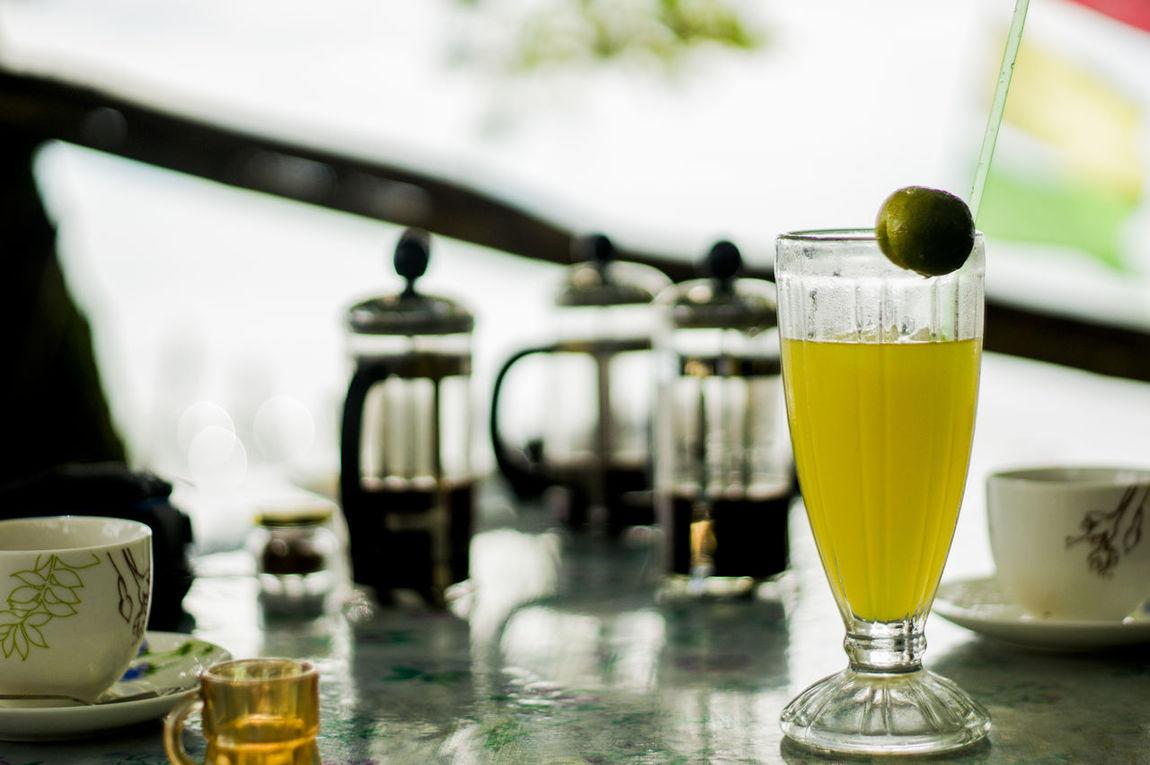 Beach Camiguin Coffee Drink Focus On Foreground French Press French Press Coffee Frenchpress Freshness Lemon Lemonade Philippines