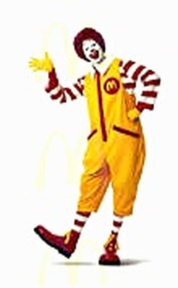 Ronald McDonald Posters Stickers Mc Donalds Maccas Logos McDonald's Signs Golden Arches Mickey Ds Mickey D's I'm Lovin' It ® McDonald's Mcdonalds I'm Lovin' It Macdonalds The Face Of McDonald's Ronnie McDonald Signs & More Signs I'm Loving It Poster Collection Posterporn Advertisingposters RonaldMcDonald RonnieMcDonald McDonald's International