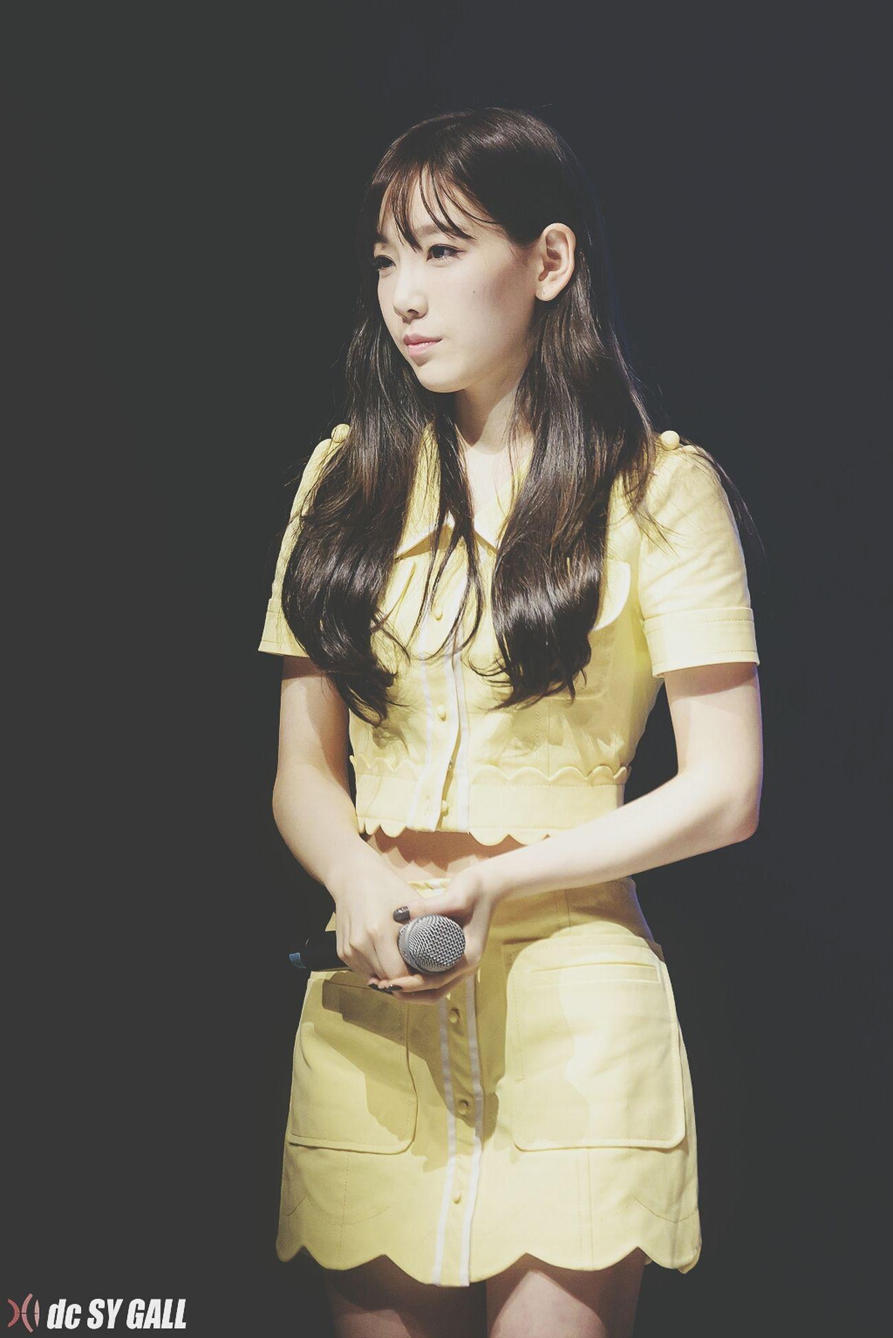 [FanTaken] 140315 Taeyeon @ Wapop Concert -[©As Tagged] Taeyeon SNSD GirlsGeneration Soshi
