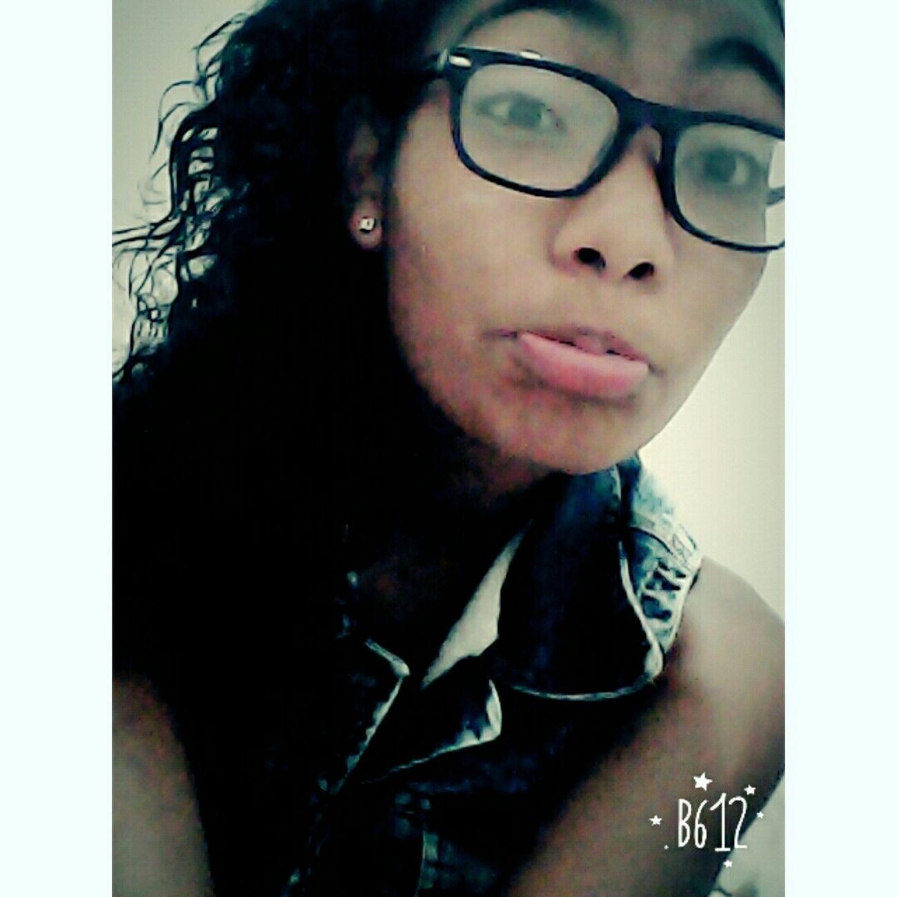 Pucheros >< Selfie :) Love ♥