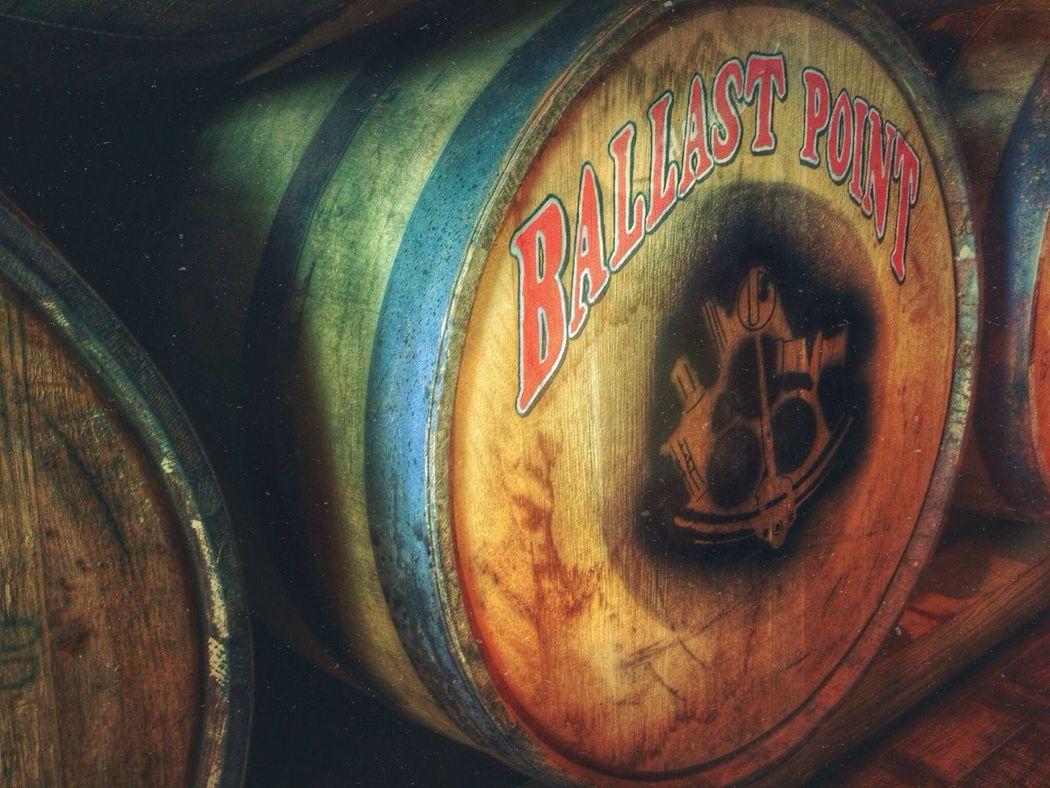 BallastPoint Craft Beer Barrelaged Iphone 5 A beautiful barrel from Ballast Point Brewery