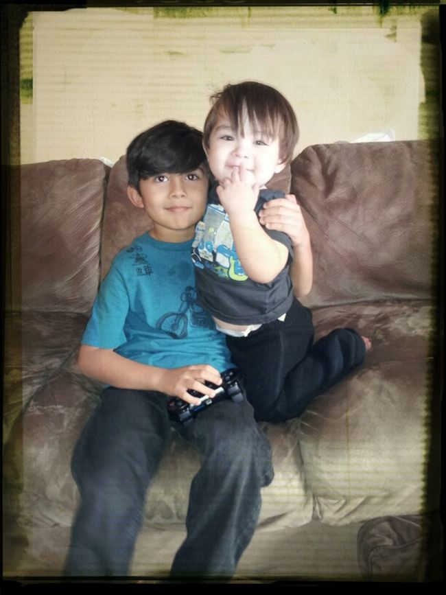 #finallytogether #brotherlylove