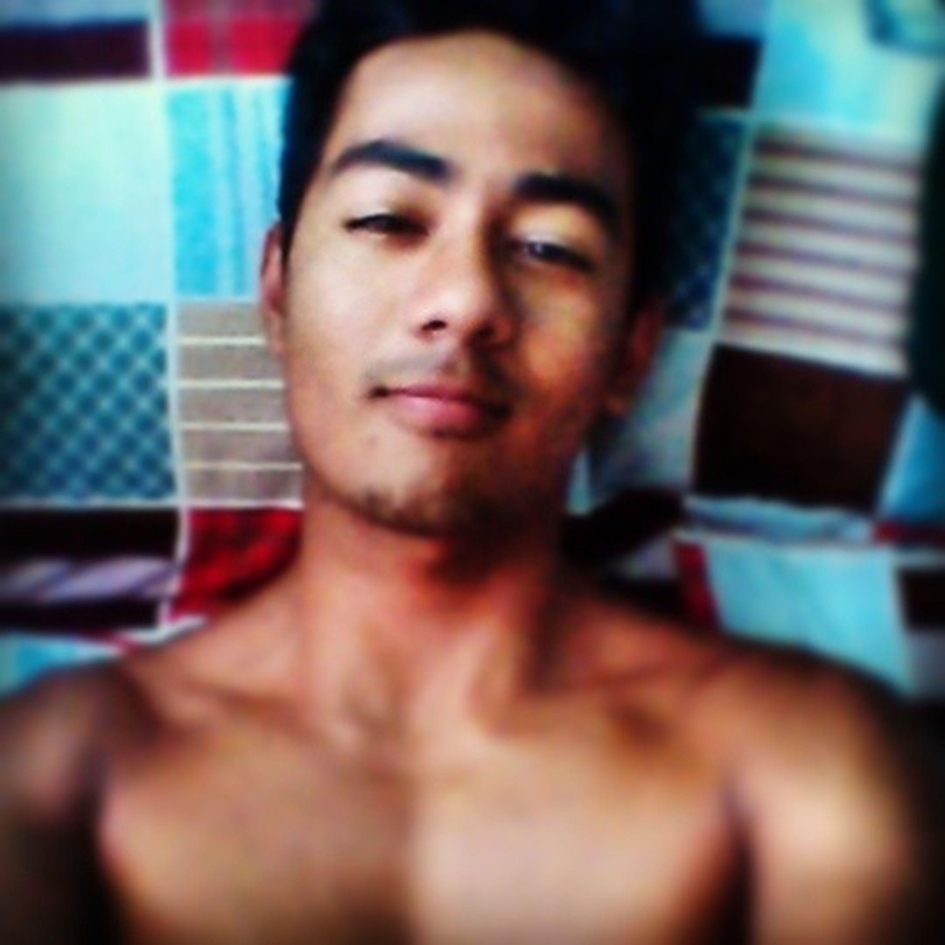 Hot NotFeelingSleepy Selfie ;)