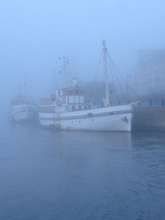 EyeEm Best Shots Boats Södermalm Stockholm Autumn Is Here...Fall Mood! Fog