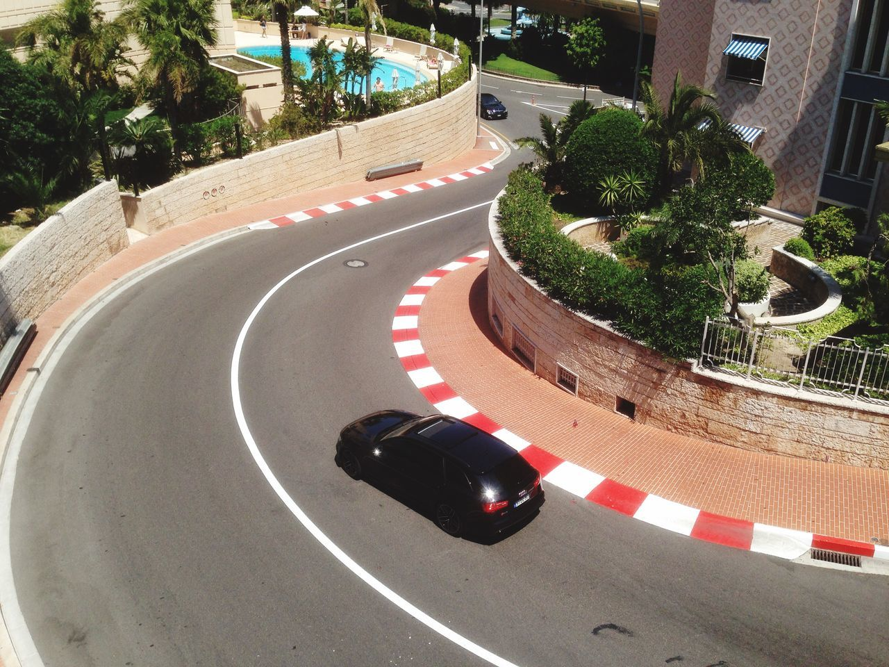 Beautiful stock photos of monaco, Car, Day, Elevated View, Horizontal Image