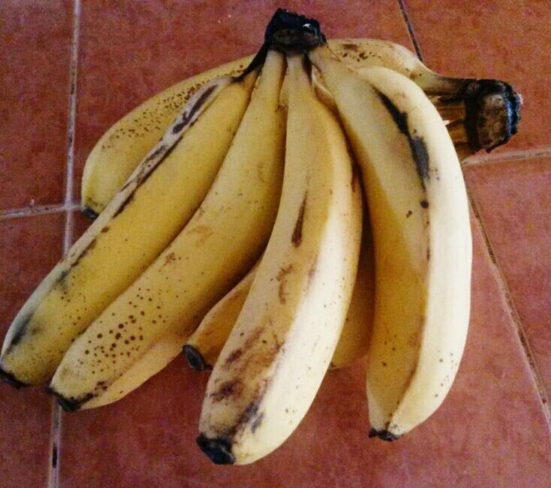 Banana :3 Banana Fruit Goodsaturday ^^