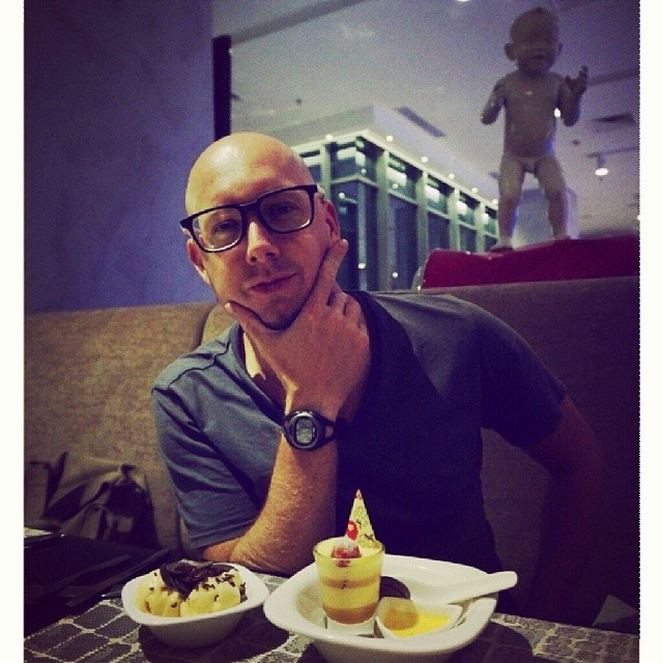 The dessert king