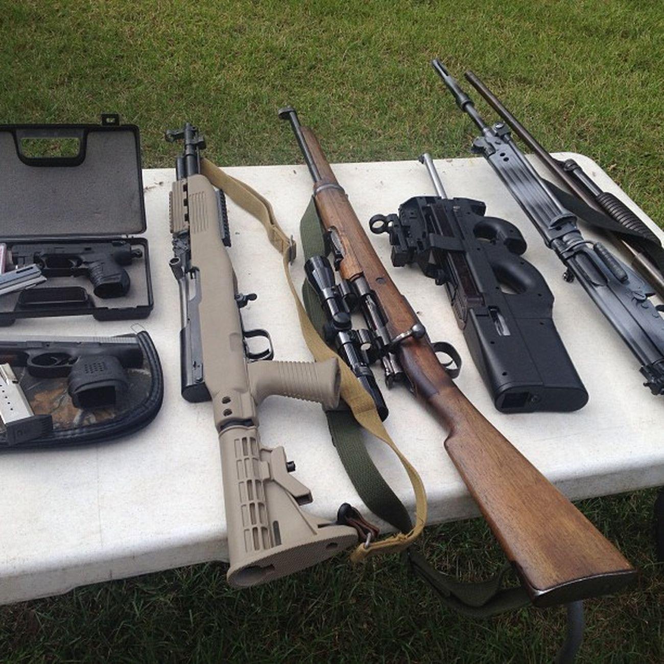 Rangeday Guns Range Ammo shooting