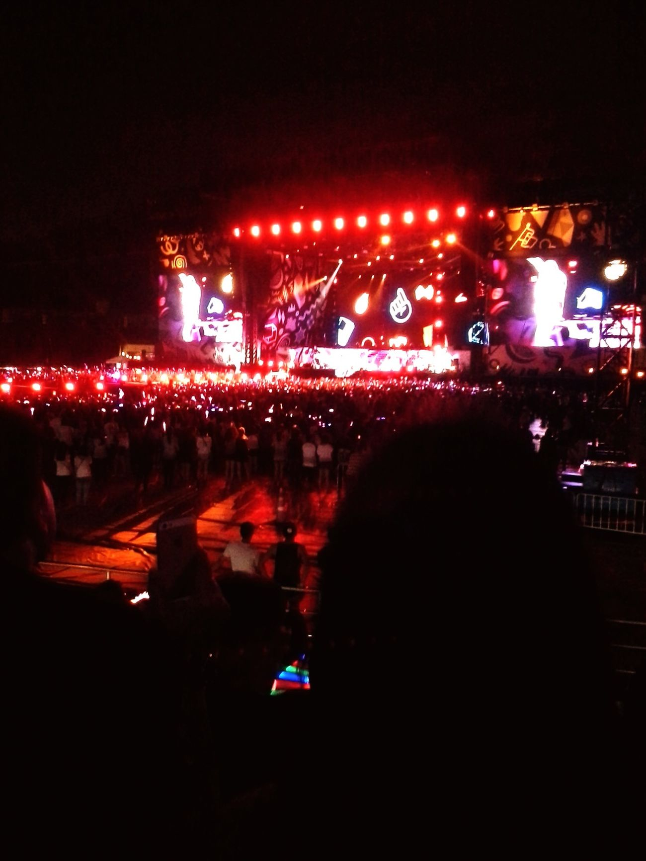One Direction OTRAtourBKKThailand2015