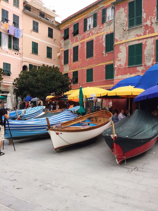 Vernazza Liguria Italy Italia Italy❤️ 🇮🇹♥👌 Architecture_collection Colors ColorLife Boat Village Life Architecture Building Exterior Built Structure Transportation Nautical Vessel Moored Mode Of Transport Water City Waterfront Pink Color Cinque Terre Cinqueterre
