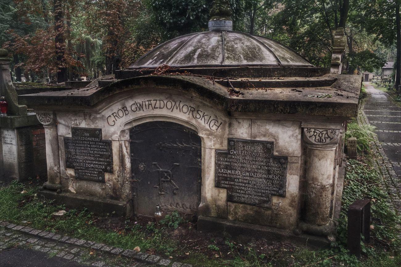Rakowicki 3 NEM Architecture NEM Memories Cemetery