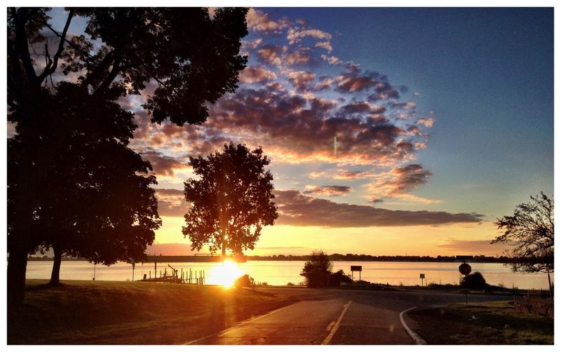 Hello World Sunrise Michigan