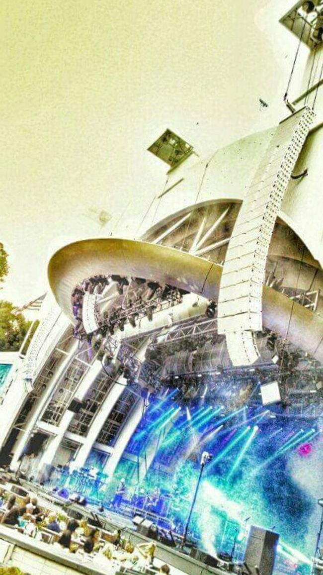 Hollywood Bowl Live Music Community Point Of View Hollywood EventPhotography Music Band Los Angeles, California Lights USA