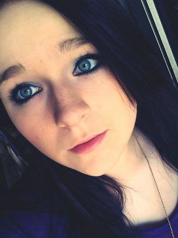 Blue Eyes Ratchet Myeyesdoe Selfie ✌