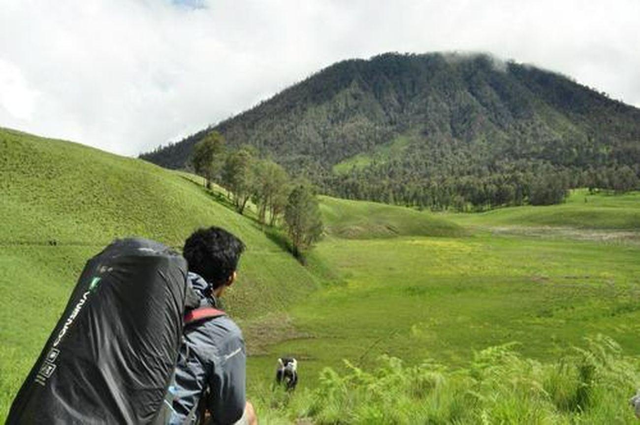 Mt. Semeru Beauty Indonesia I Love Indonesia