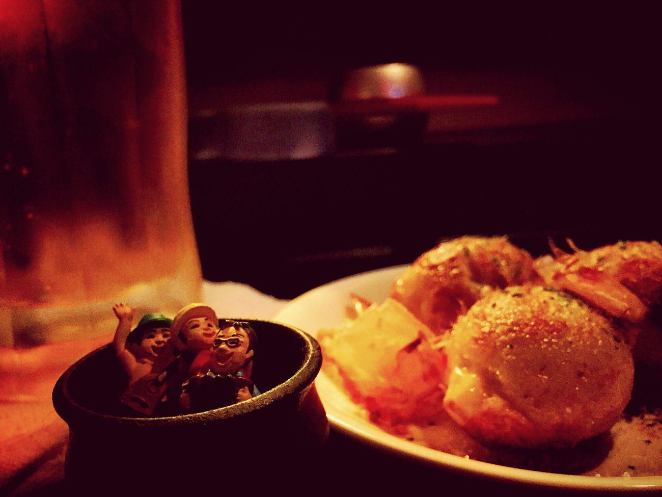 2015.12.22南風原のコンテナバルにて 沖縄 南風原 Food たこやき 塩 Okinawa Iphone6 Haebaru ビギン Begin