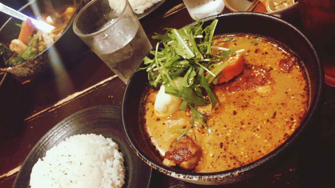 カレー Curry スープカレー Soup Curry