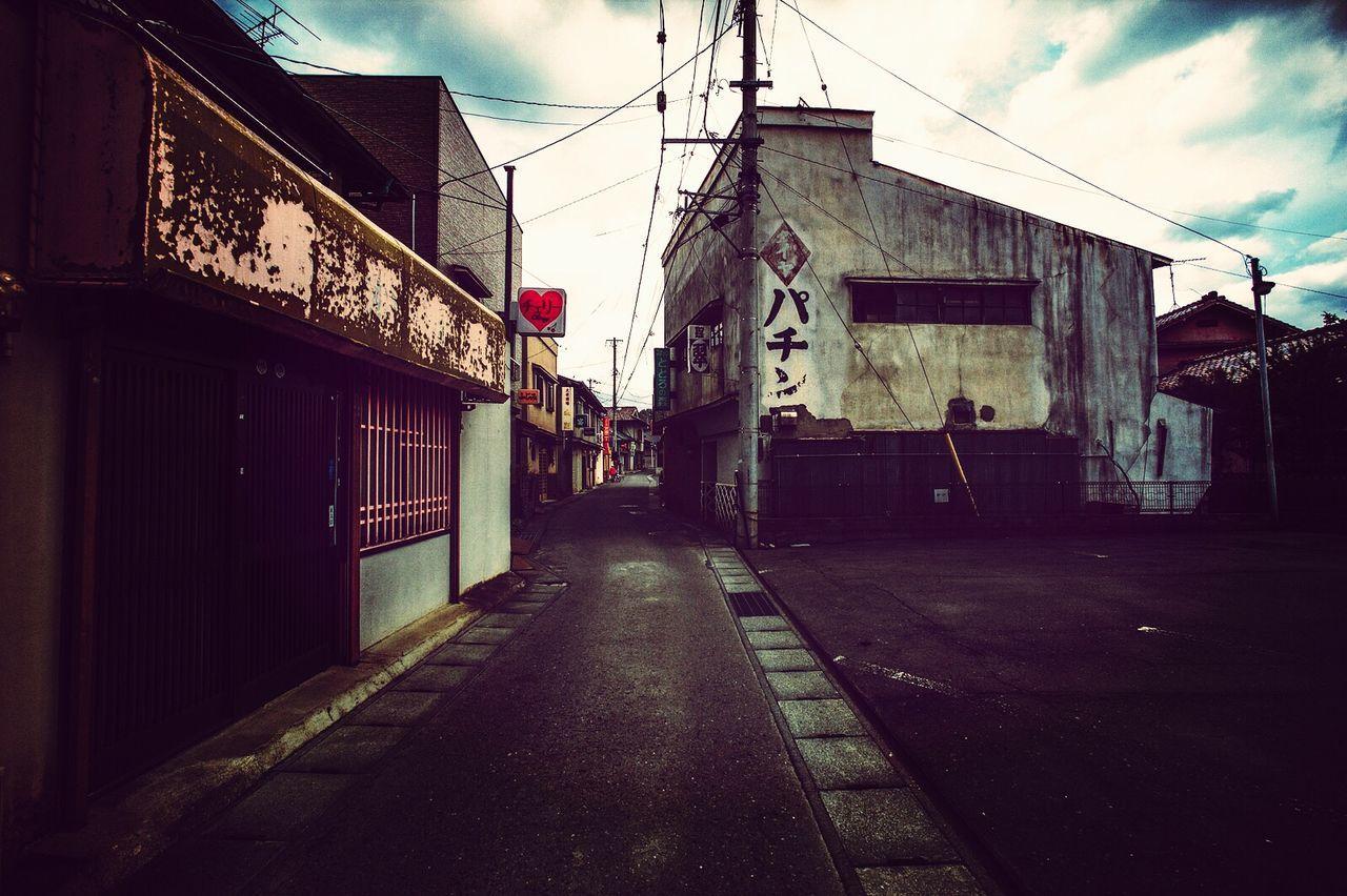 el Norte Japan Tohno(遠野) Streetphotography Tohoku 岩手県遠野