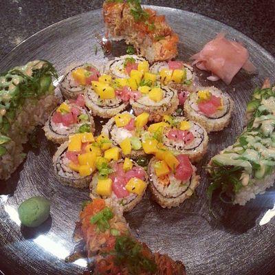 Sushi! Momoyaki