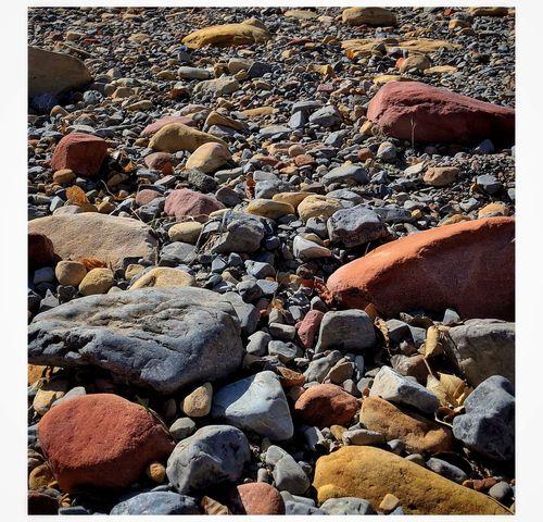 Boulder Creek. Red Rock Malephotographerofthemonth This Week On Eyeem EyeEm Best Shots Creek Rocks Pebble Beach Rock - Object Stone - Object Pebble Beach Nature Outdoors Day No People Beauty In Nature Close-up