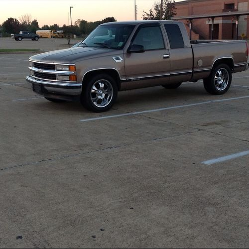 #thechevy