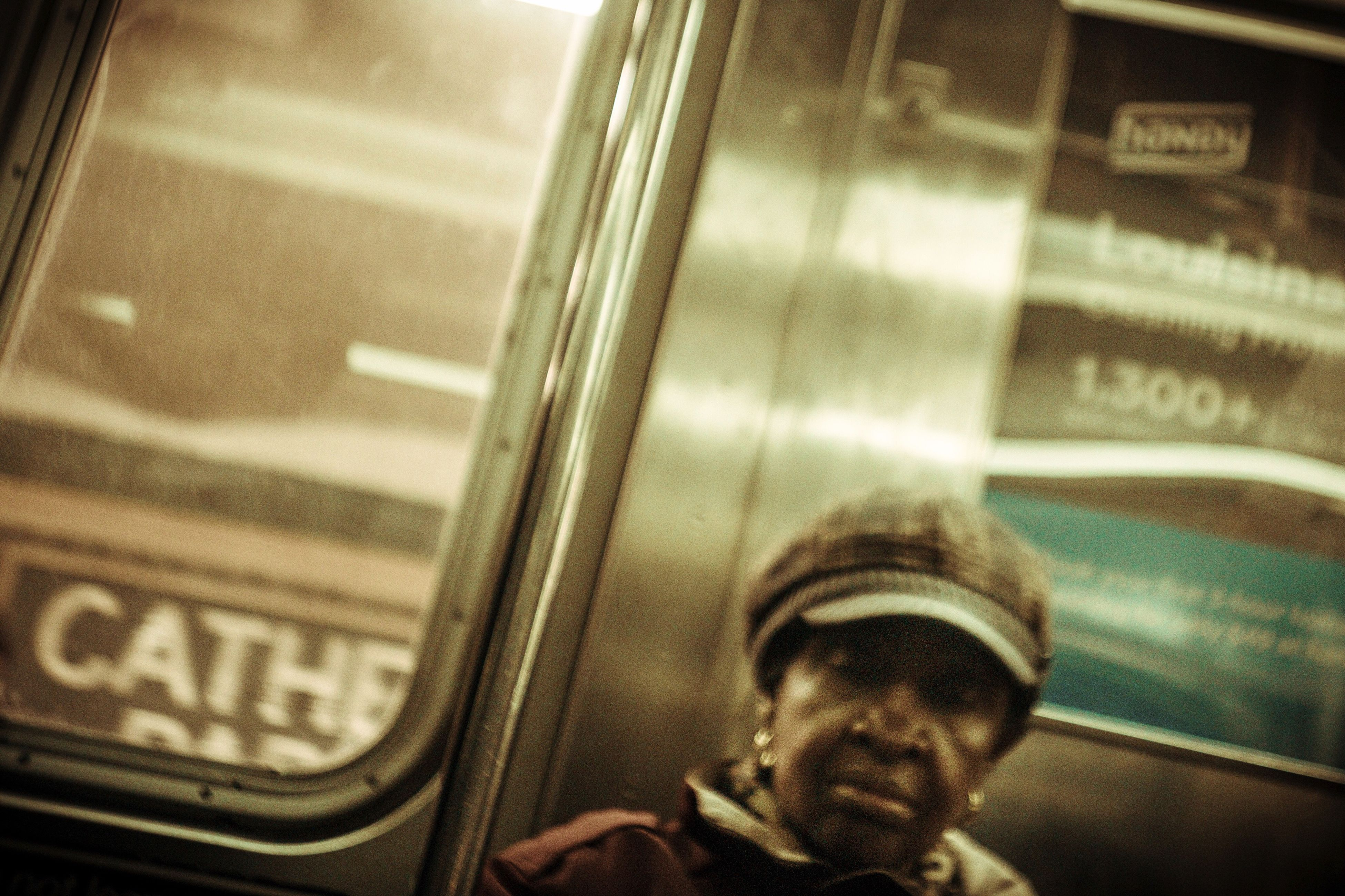 one person, young adult, close-up, indoors, headshot, real people, men, one man only, adults only, subway train, adult, day, people