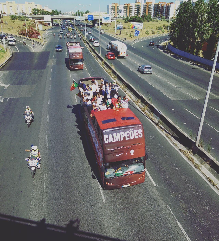 Alma Lusitana Euro 2016 Champagne Champions Campeões Orgulho Lusitano