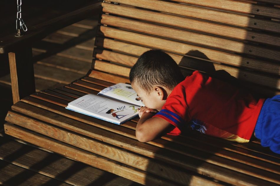 Beautiful stock photos of books, Book, Candid, Childhood, Day