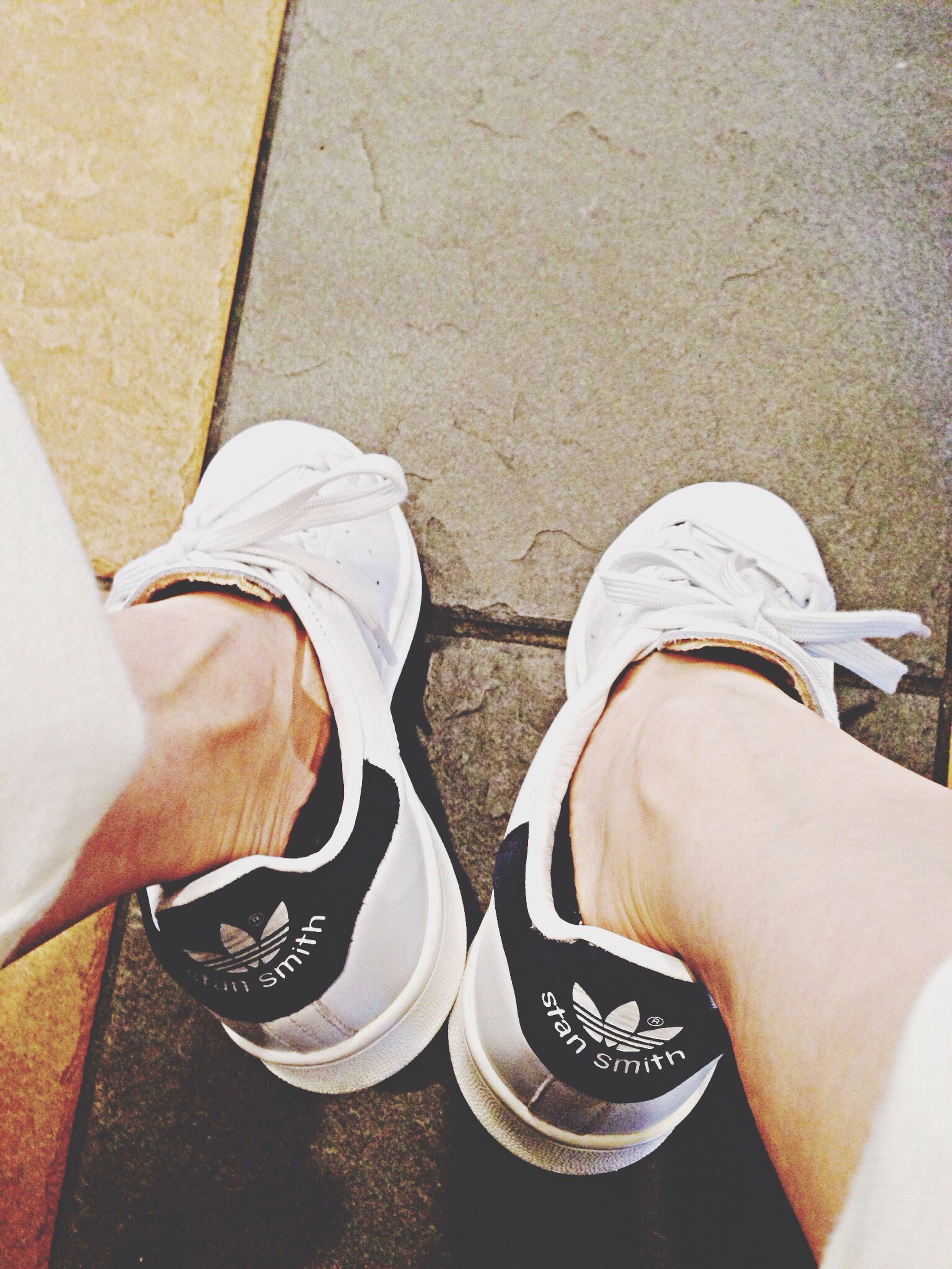 Adidas Stansmith White&navy Favorite