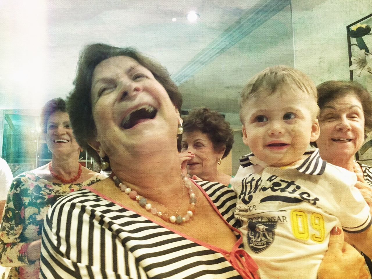 Happiness joy Joy Party gran Grandmother Avós Dia Das Maes Mothersday Growing Better Love My Mom