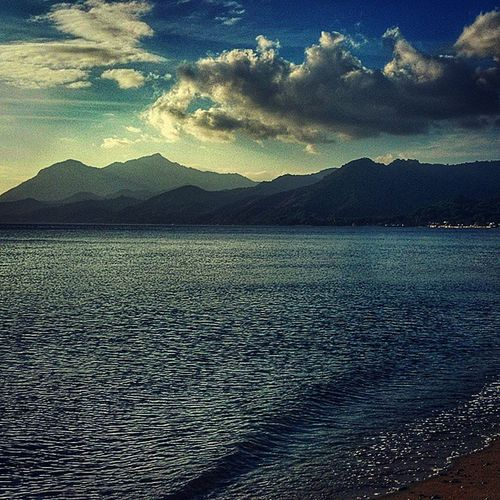 Beach Sea Nature Clouds Tuco Anniversaryclimb Sidetrip Mountains Philippines Eyeem Philippines
