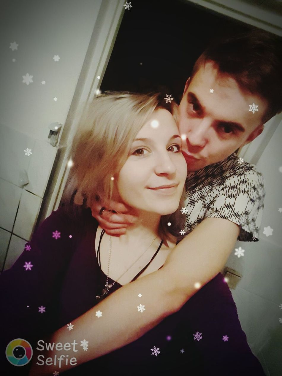 I And My Love Girlfriend Aleksandra Dawid Badboy Good Girl  Princess