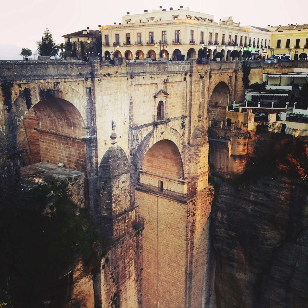 Ronda Spain Architecture Built Structure Travel Destinations Arch Building Exterior Cultures History Travel Tourism Ancient City Sky Amphitheater Outdoors Day Bridge - Man Made Structure No People Medieval