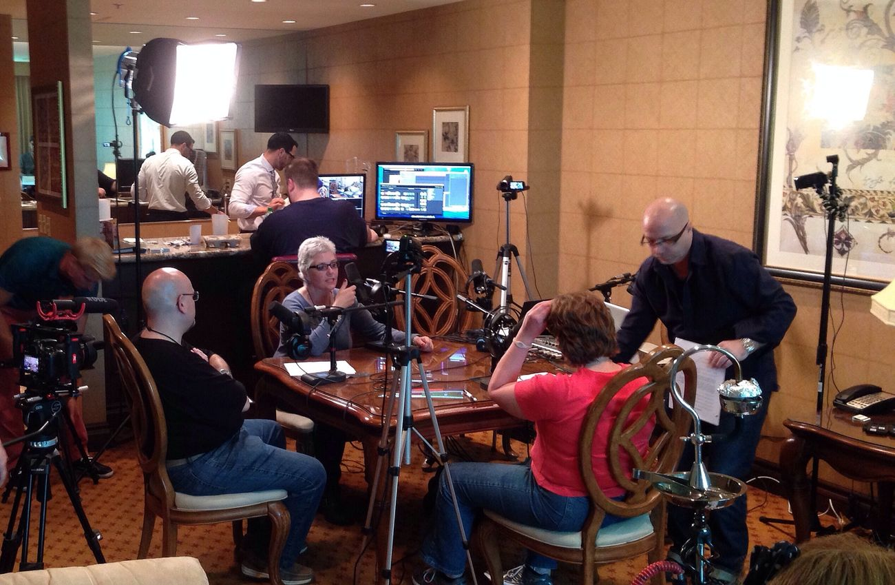 TAM 2014 Podcasting The Amazing Meeting Skeptically Yours