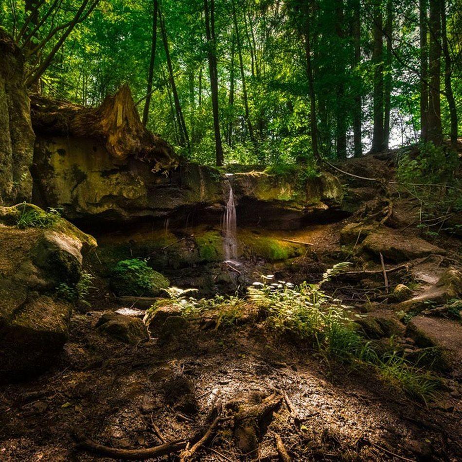 Pfersag Deinbayern Oberfranken Franken bayern bavaria wasserfall waterfall