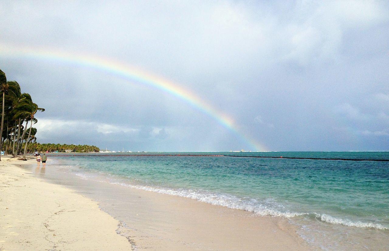 Beautiful stock photos of regenbogen, Beach, Beauty In Nature, Blue, Cloud