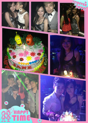 Memories at M2 club by Love Jane