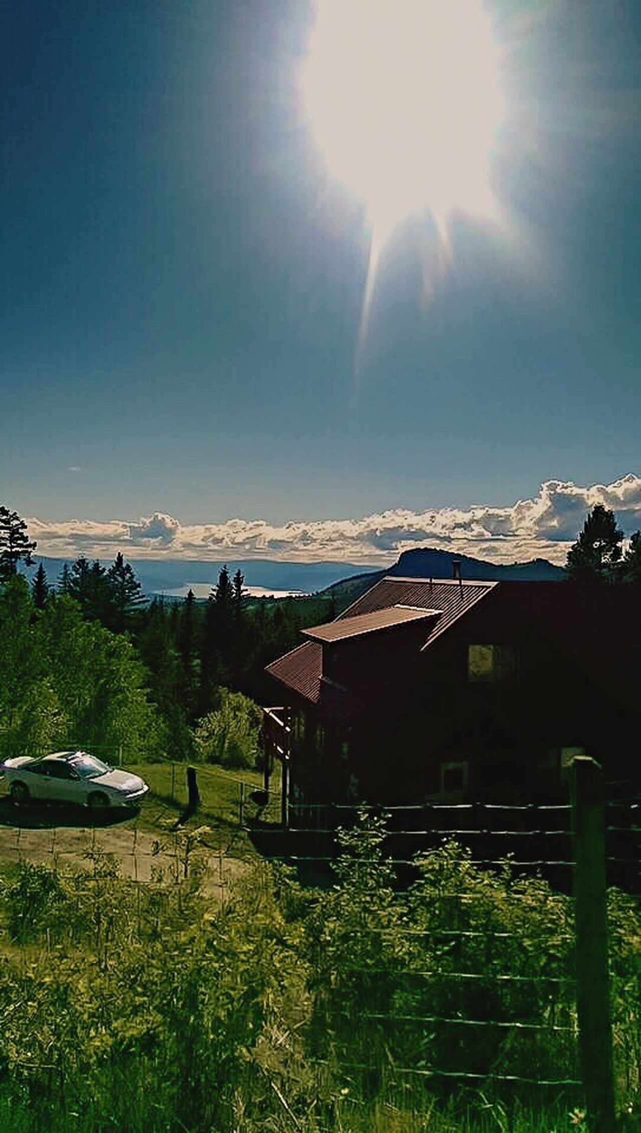 The Great Outdoors - 2016 EyeEm Awards Okanagan Valley Idyllic Scenery EyeEmBestPics Mountains And Sky Check This Out Mountain_collection EyeEm Great Outdoors Dramatic Sky Lookinfrontofyou Nature Mountain Home Architecturephotography