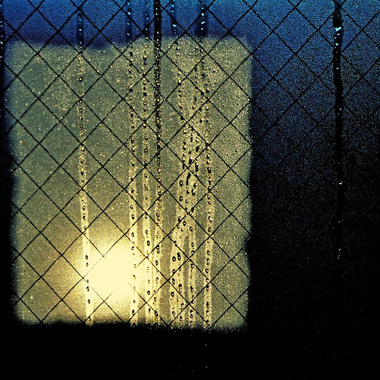 Dew Condensation Night Lights Window Goodnight