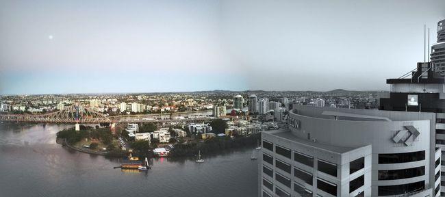 Beauty oo Brisbane Architecture River High Angle View Wide Shot Brisbanestyle Brisbane Huawei P9 Leica