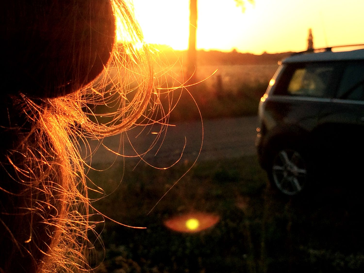 If there's a moment when it's perfect, it will cover me as the sun goes down 🌇👣 Light Sunset Beautiful Hair Nature Enjoying Life Nofilter Dream Summertime OpenEdit
