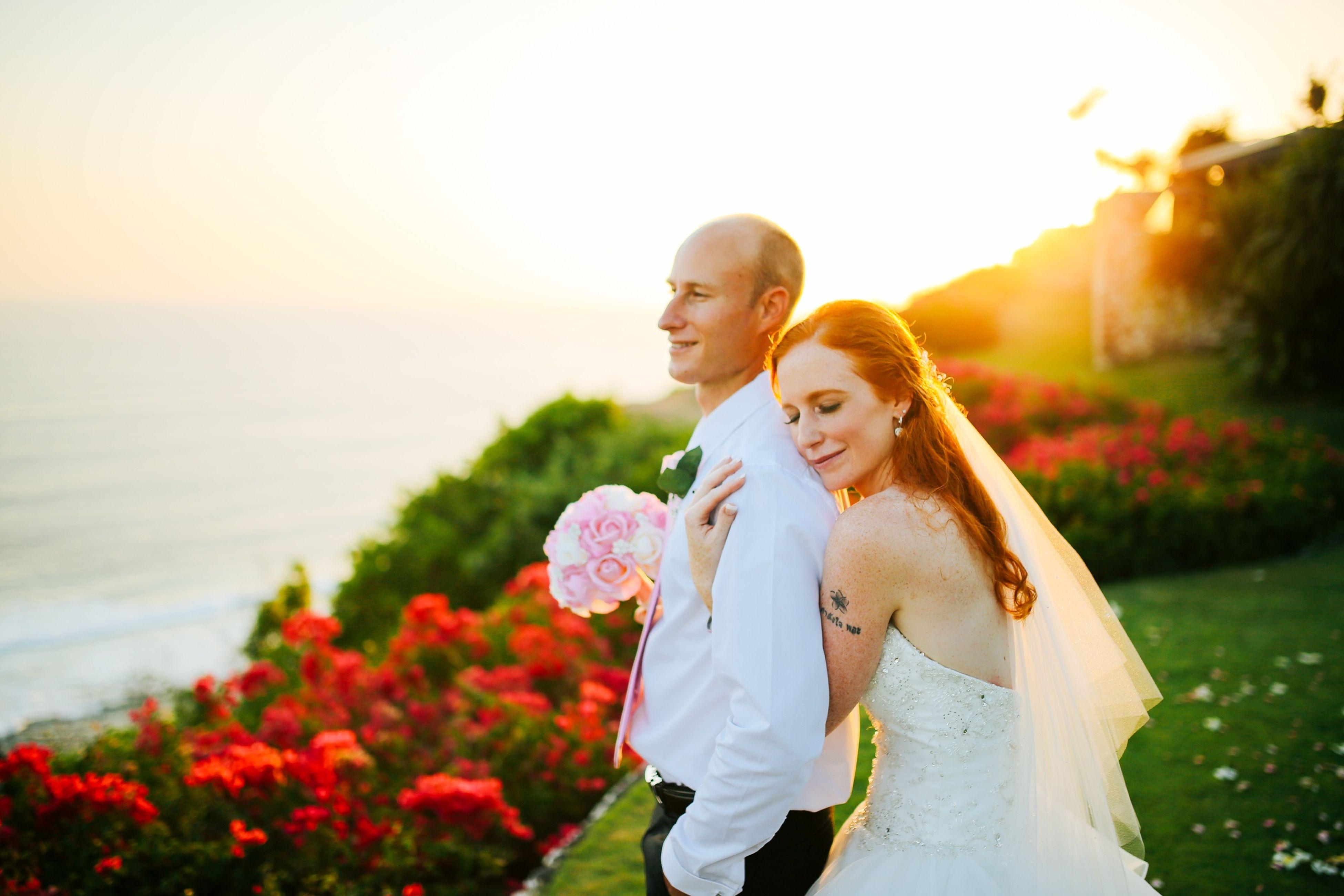 A warm and joyful atmosphere from the wedding of Amber & Daniel Beautiful Surroundings Wedding Photography Wedding Bali Wedding Wedding In Bali Love Sunset