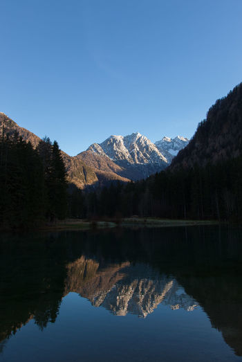 Reflected Glory Jezersko Slovenia EyeEm Best Shots EyeEm Nature Lover Mountains Water Reflections Lake