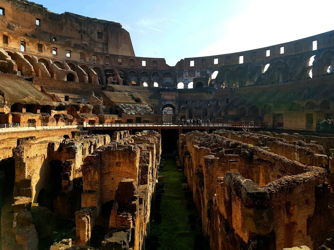 Sky Architecture Built Structure Outdoors Travel Destinations Italy Rome, Italy History Ancientrome Coliseum