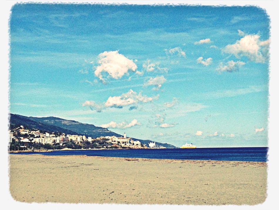 Paysage beach