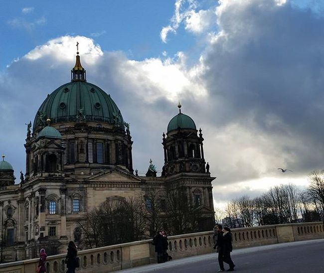 Travel Berlin Berlinerdom Culturalsunday