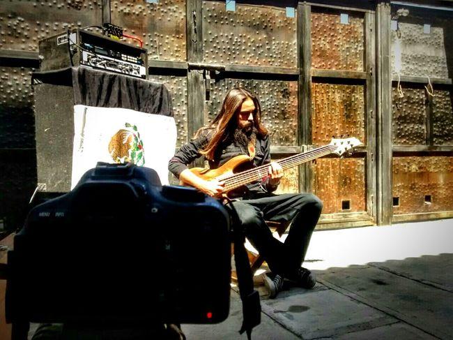 Grabando playthrough! Playthrough Music Bassist Supernormal Beard Hartke Bass Player Lethalcreation