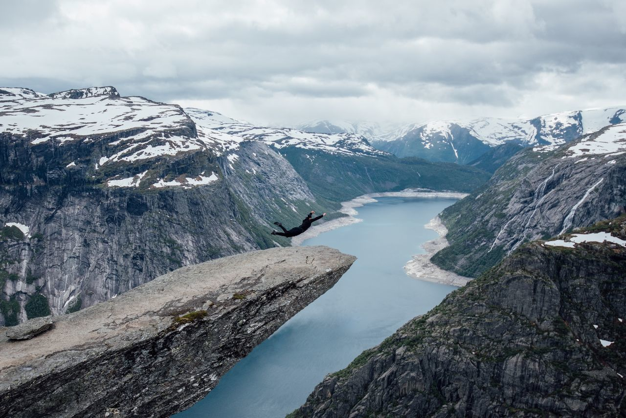 Beautiful stock photos of norway, Adventure, Beauty In Nature, Cloud - Sky, Cloudy